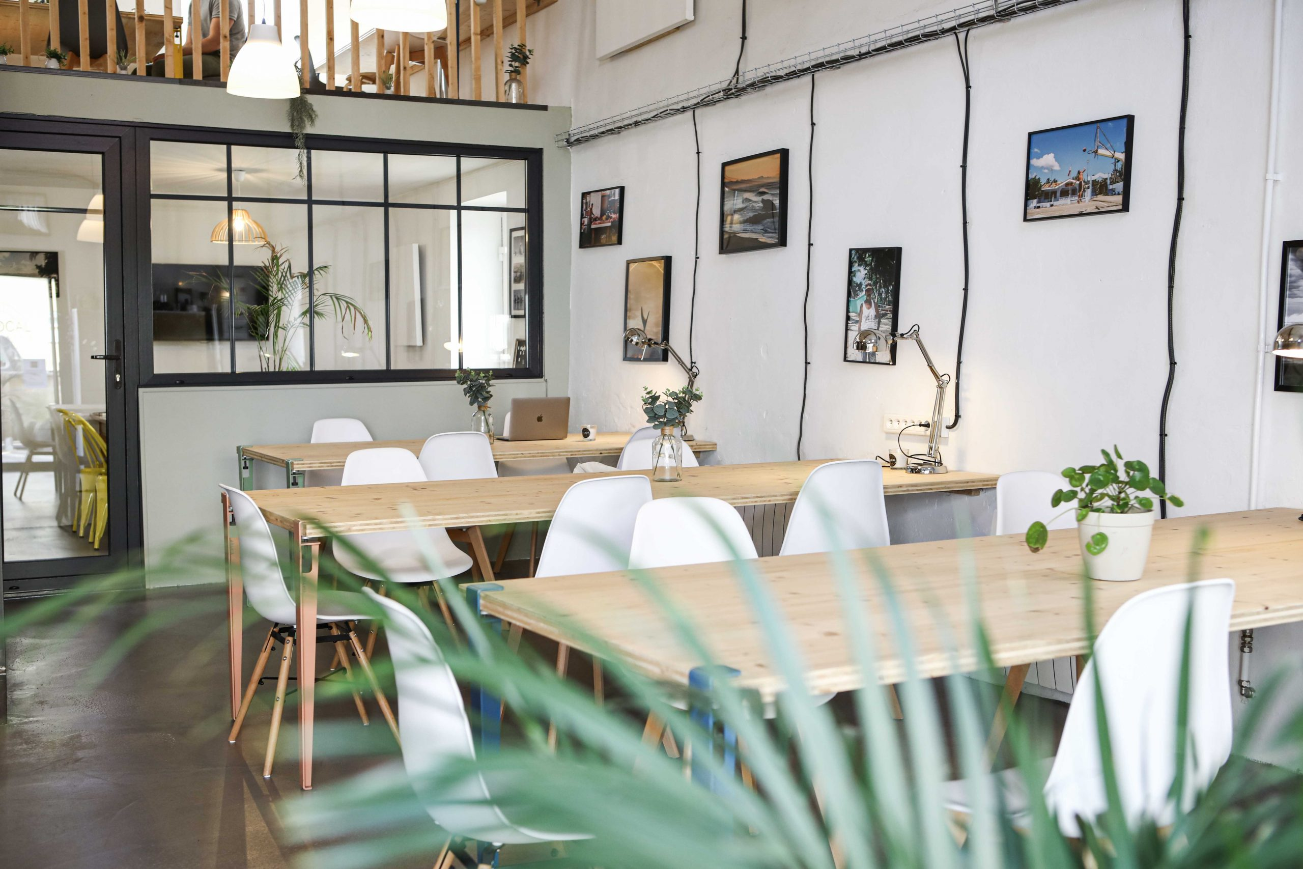 Le local coworking
